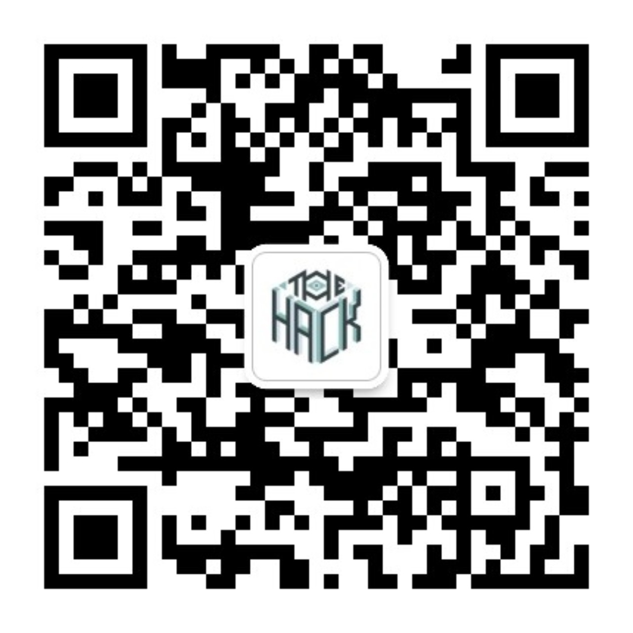 THE Hack WeChat QR Code